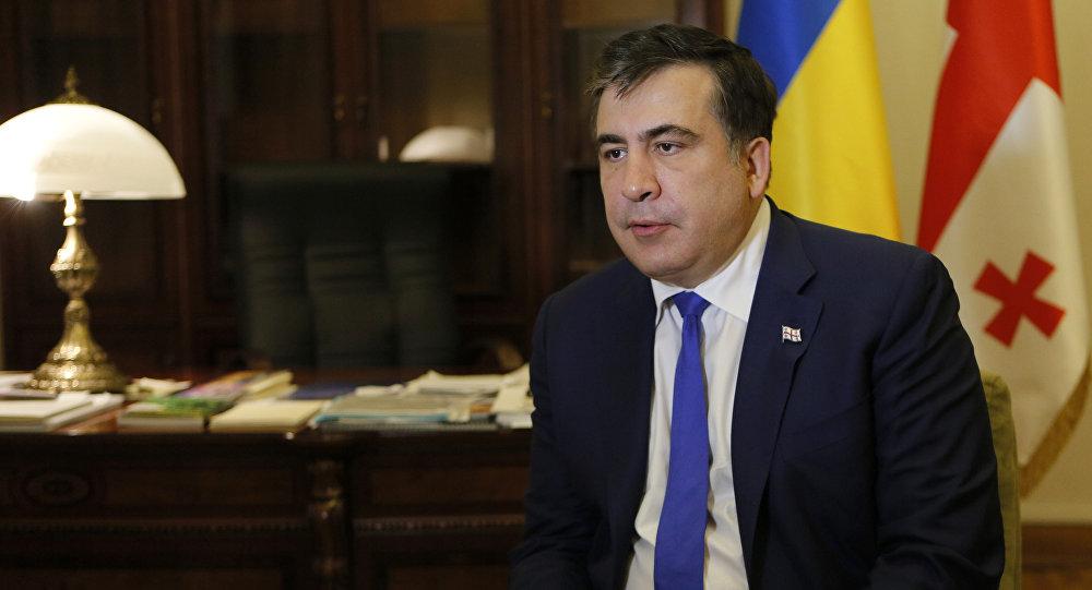 «У Нади полная лажа в голове …»: Саакашвили сделал эмоциональное заявление в адрес Савченко