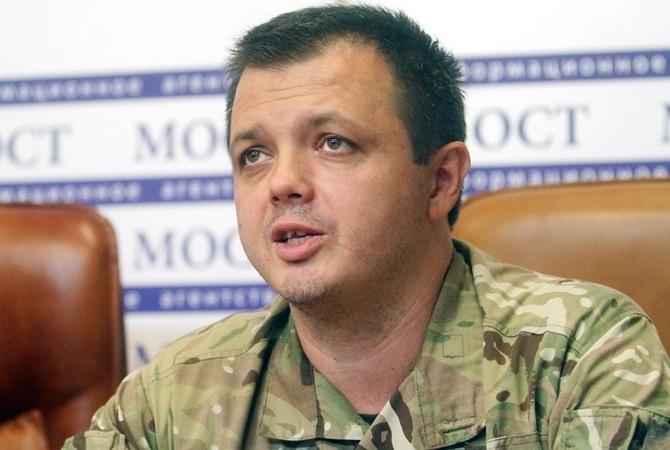 «Мирного протеста уже не будет»: Семенченко на одном из телеканалов сделал громкое заявление