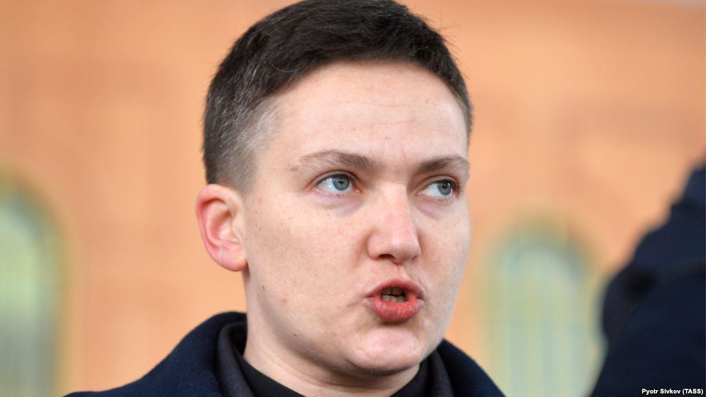 «Дали присягу российскому народу и РФ»: Савченко рассказала про агентов ФСБ среди нардепов