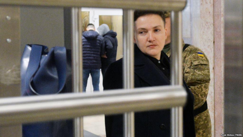 «Данный факт подтвержден …»: Омбудсмен заявила, что Савченко арестовали нарушая законодательство