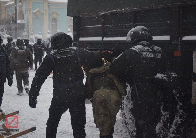 «Мы тоже прикрутили…»: Аваков прокомментировал зачистку «михомайдана»