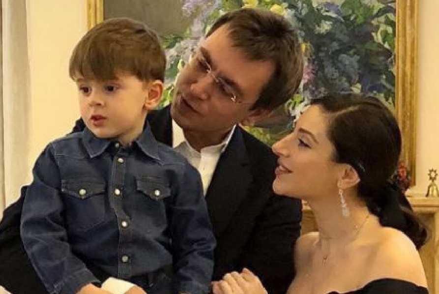 Ожидают второго ребенка: Министр Омельян собирается снова стать отцом