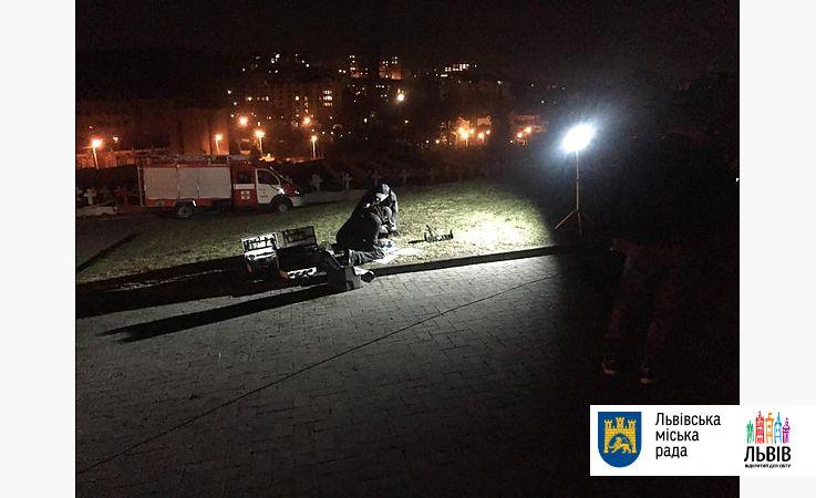На одном из львовских кладбищ прогремел мощный взрыв. Детали инцидента