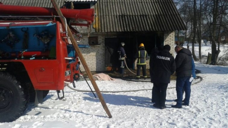Нашли обгоревшее тело 46-летнего мужчины