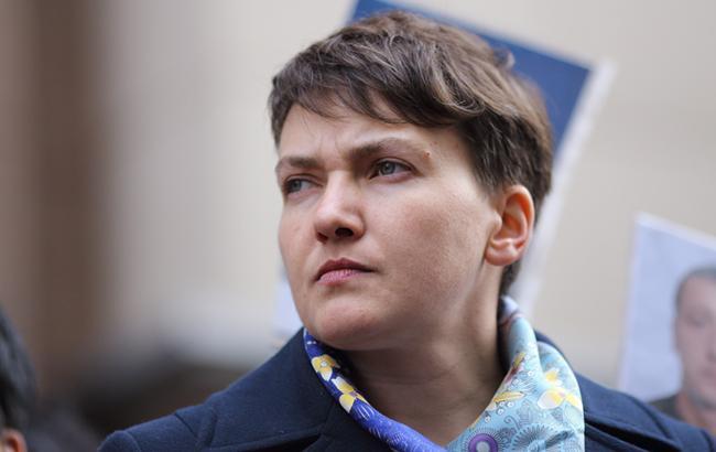 «Там где прячется депутат-беглец…»: Стало известно, где может находиться Савченко в данный момент