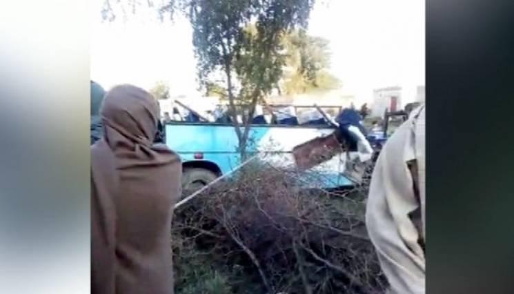«Два грузовика влетели в автобус»: Масштабное ДТП в котором погибли 9 человек и десятки пострадавших
