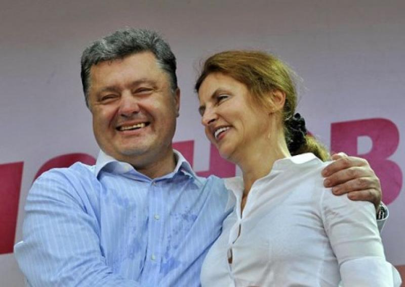 «Есть бумажки и все …»: Стало известно, как первая леди Марина Порошенко получила диплом