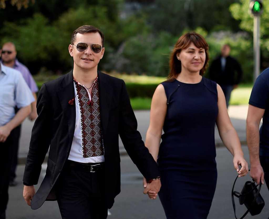 Он скрывал это от украинцев: Сбежавшая в Швейцарию жена Ляшко оказалась в центре скандала