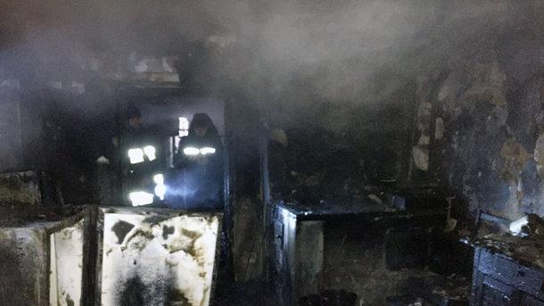 «Пришел пьяный и заснул, не выключив ..»: Мужчина сгорел заживо в собственном доме