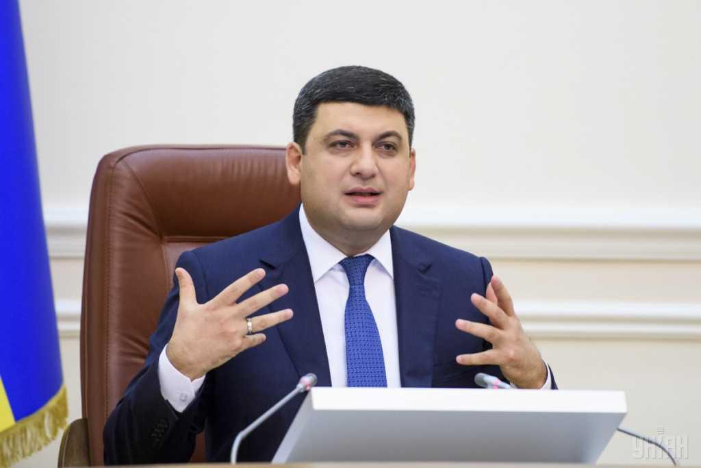 Украинский премьер тяжело заболел, заседание ВР уже отменили