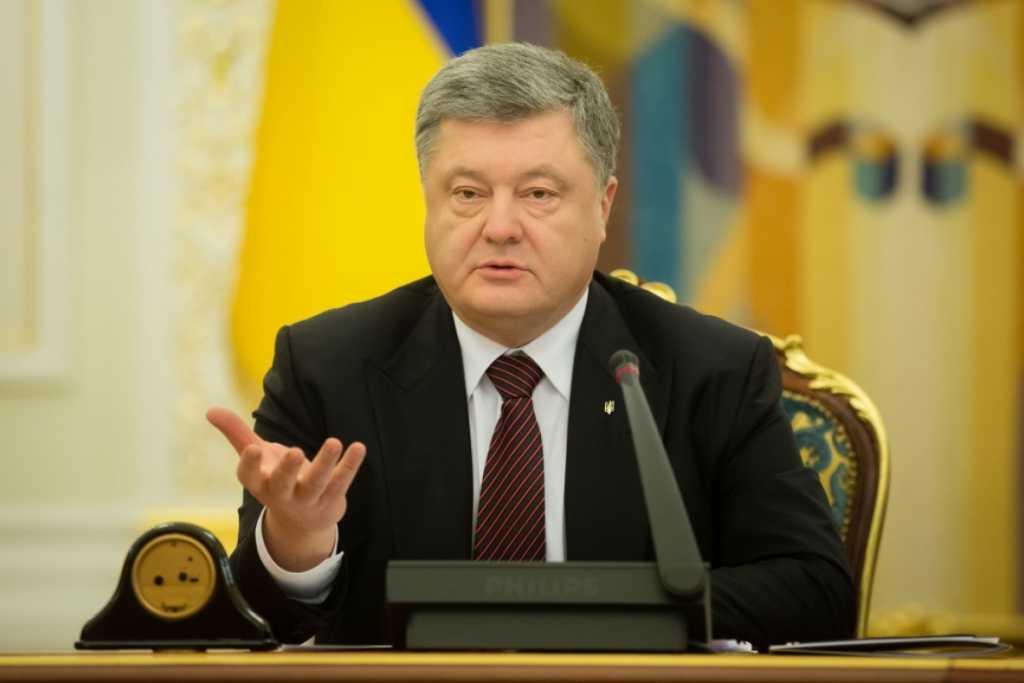 «Действительно уверен в себе» Порошенко заявил о своей победе в предстоящих президентских выборах