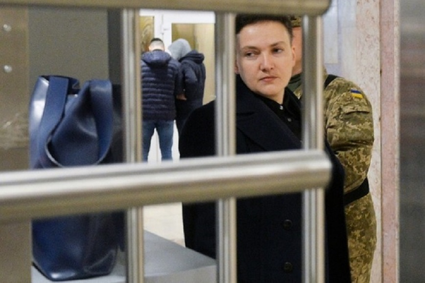 «Арестовать на два месяца без возможности …»: Суд объявил приговор Надежде Савченко