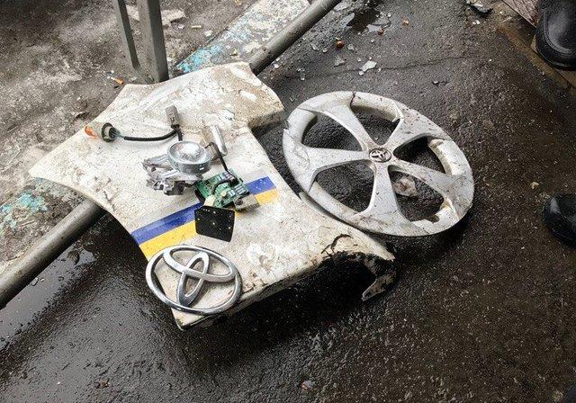 «Не справился с управлением и врезался в…»: Полицейский из Харькова совершил ДТП