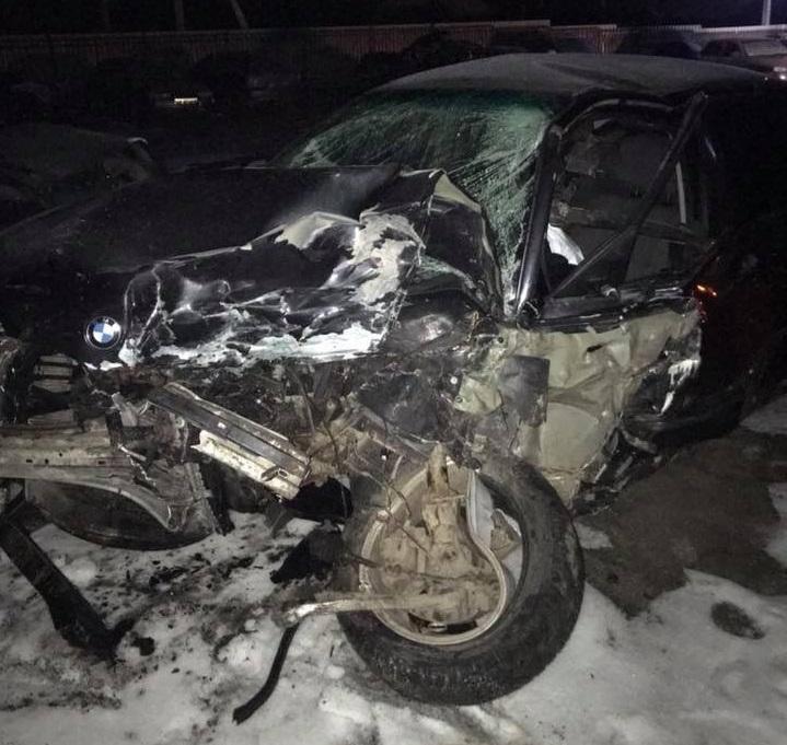 «BMW вылетел на встречную полосу и…»: В страшной аварии погиб военный комиссар