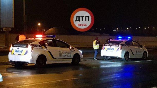 Не задумываясь бросился на помощь: В столице авто сбило нацгвардийця, который хотел помочь пострадавшему в ДТП