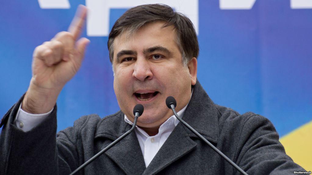 «Мне скрутили руки, а глаза закрыли кепкой …»: Саакашвили сделал эмоциональное заявление о личной охране Порошенко