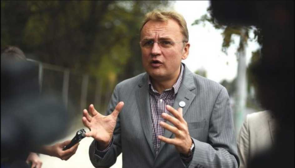 «Хочет угодить всем»: Мэр Львова Андрей Садовой вляпался в очередной скандал