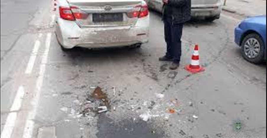 «Показал удостоверение, а после ….» В Киеве пьяный чиновник стал причиной ДТП