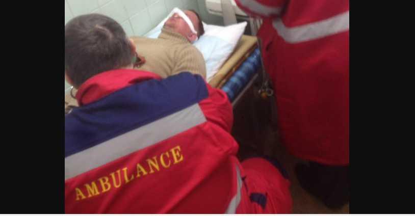Сейчас находится в больнице: В Киеве жестоко избили известного депутата
