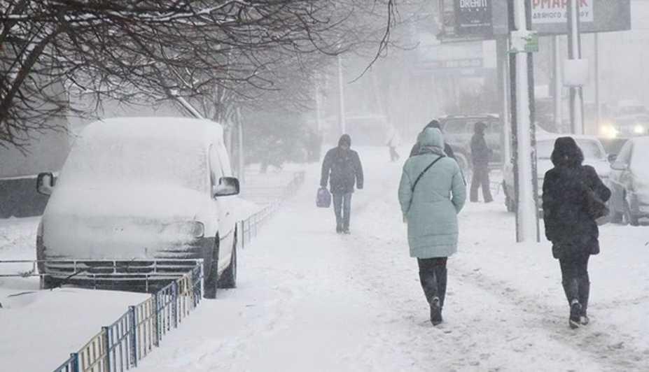 Со снегом и метелями: На Украину надвигается новый циклон, к чему готовиться