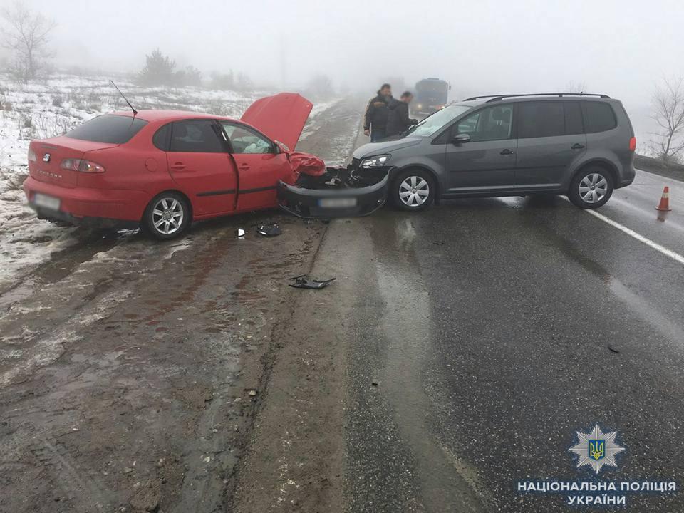 Ужасное ДТП: Столкнулись два автомобиля, среди пострадавших дети