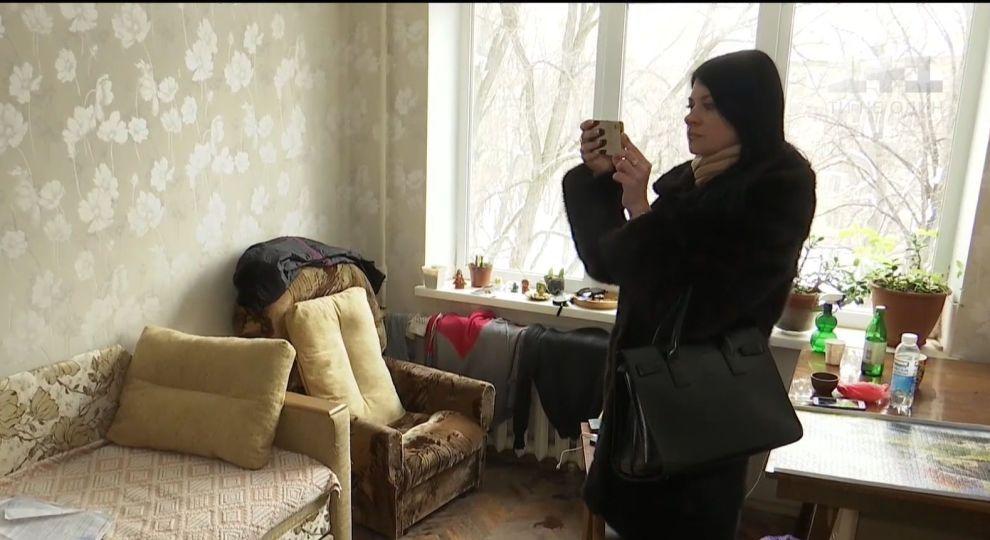 Закон в действии: В Киеве у мужчины забрали квартиру за алиментные долги