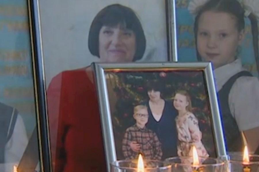 «Они где-то лежали, они задохнулись, они …»: Ужасная история отца, который потерял  детей при пожаре в ТЦ