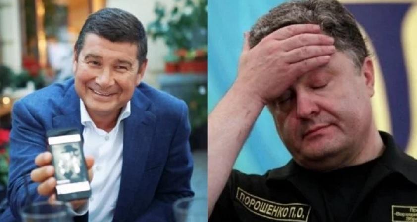 «Ну давай, рассказывай, что он там предлагает …»: Онищенко решился обнародовать компромат на Порошенко. На чем поймали Президента