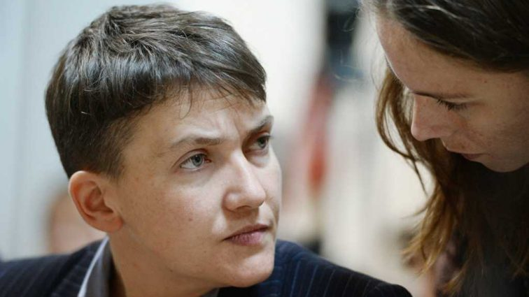 «Сестра была, действительно, одним из посредников …»: Младшую Савченко обвинили в соучастии в планировании теракта