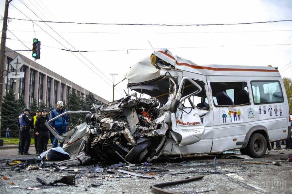 Ужасное ДТП в Кривом Роге: Вдова погибшего рассказала, кто был виновником аварии. Почему полиция скрывает правду?