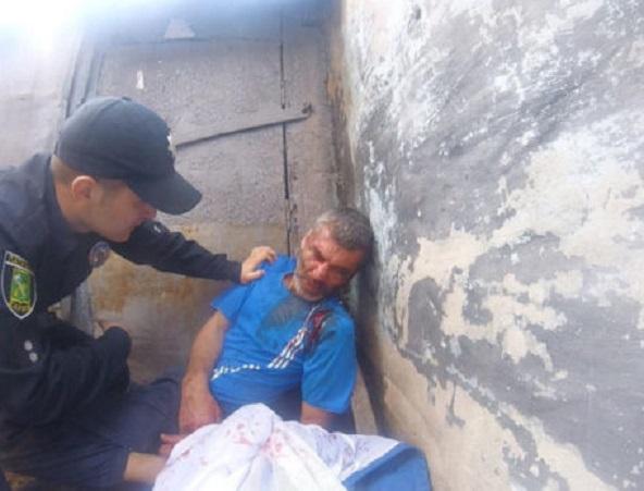 Кровавая стрельба в центре Харькова: Антимайдановец пришел выселять харьковчанку, представившись бойцом «Азова»