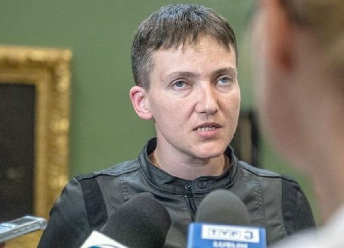 Проверку Савченко на детекторе лжи прервали: У Надежды начались проблемы с сердцем