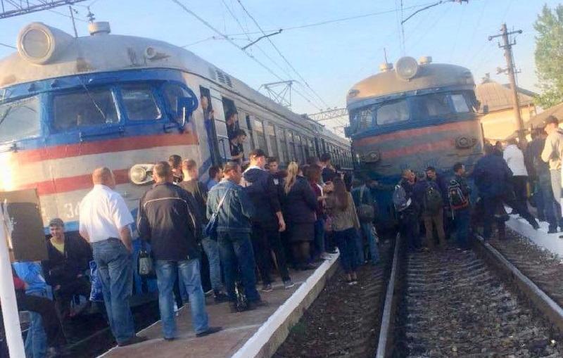 Блокировка Львовского ДЕПО: Укрзализныця дала первый комментарий