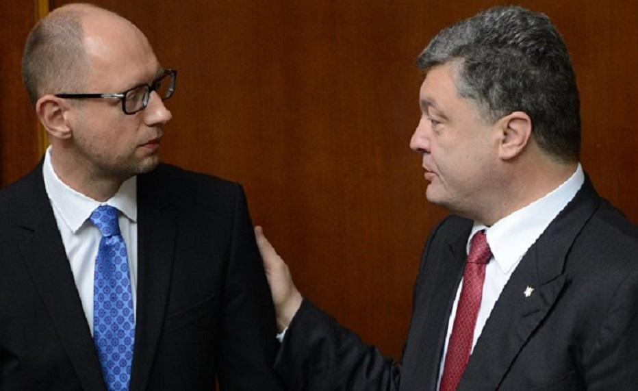 «Я осознавал, что на посту премьера надо…»: Яценюк признался о жестком конфликте с Порошенко