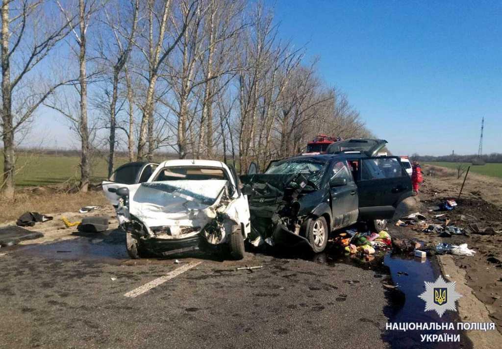 Страшная авария: Маленькие дети пострадали в столкновении автомобилей