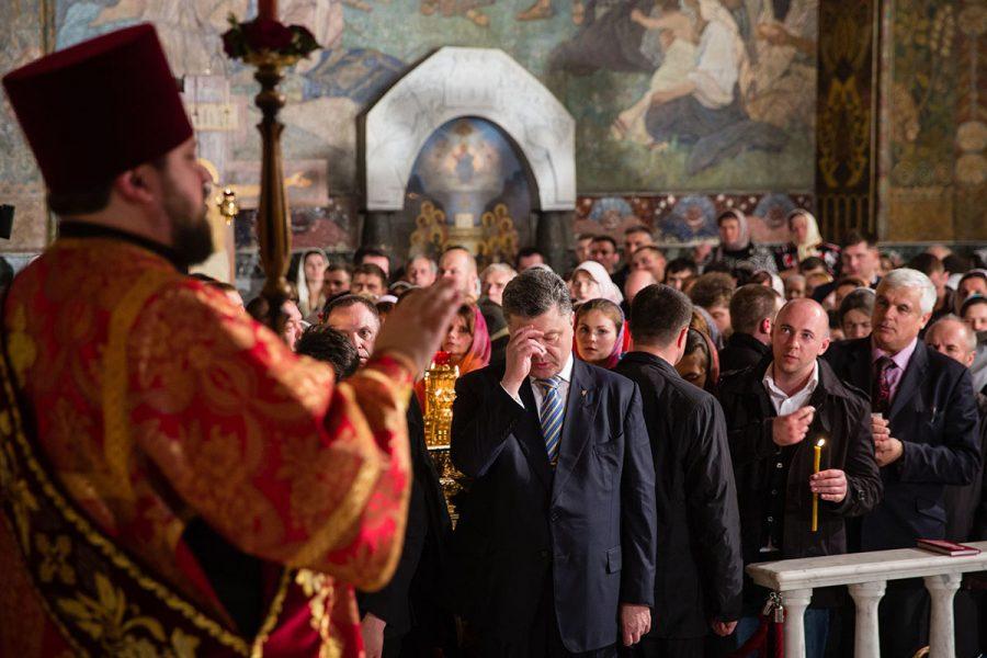 «Единая православная поместная церковь»: Верховная Рада поддержала идею Президента об автокефалии