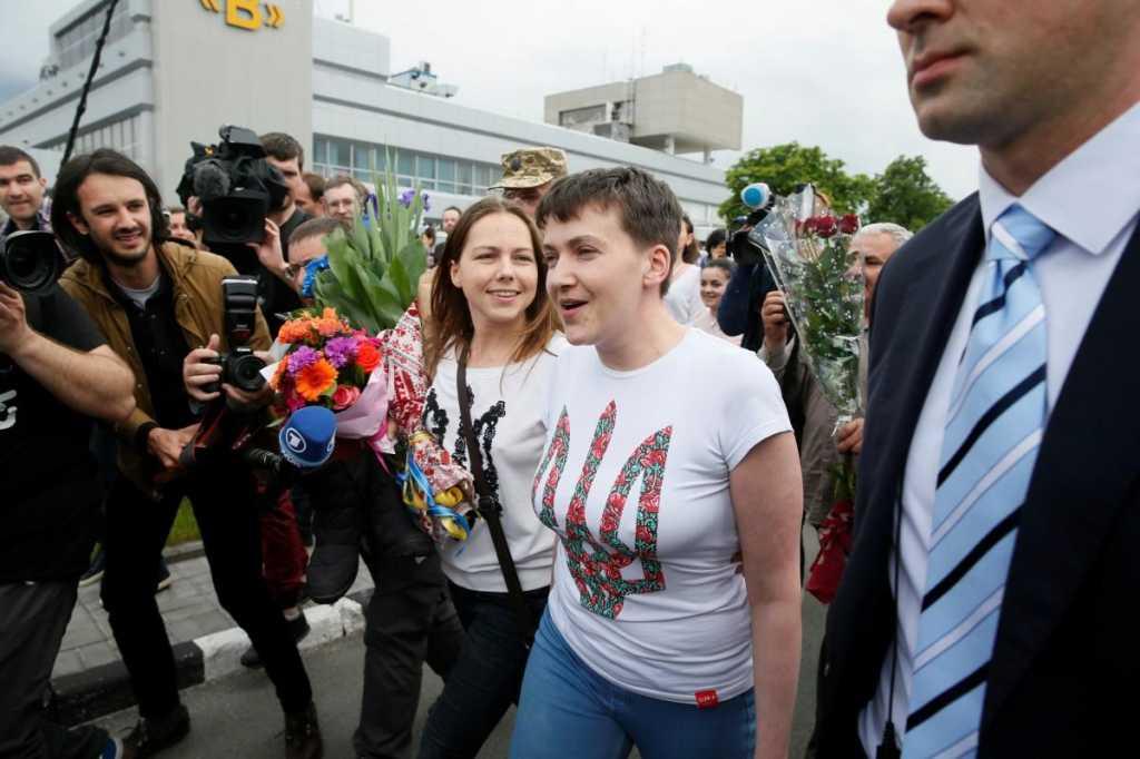 «Свидетельствует о глубокой психологической обработке»: Эксперты проанализировали речь Савченко