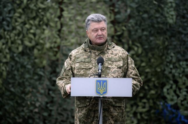 «Уверен в том, что это не просто смена»: Петр Порошенко объявил о завершении АТО, что же будет дальше