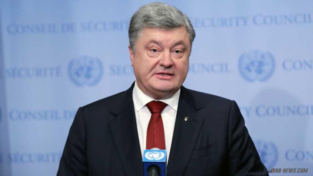 «За убийства тысячи людей Донбасса»: В прямом эфире украинского телеканала призвали казнить президента Петра Порошенко