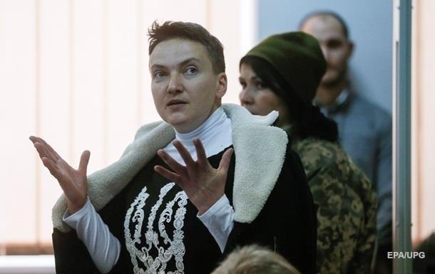 «Требует предоставления ей возможности осуществлять …»: Савченко обратилась к Луценко