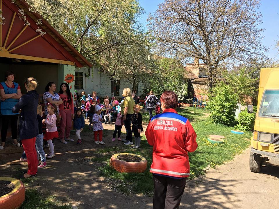 В Черновцах «заминировали» детский сад