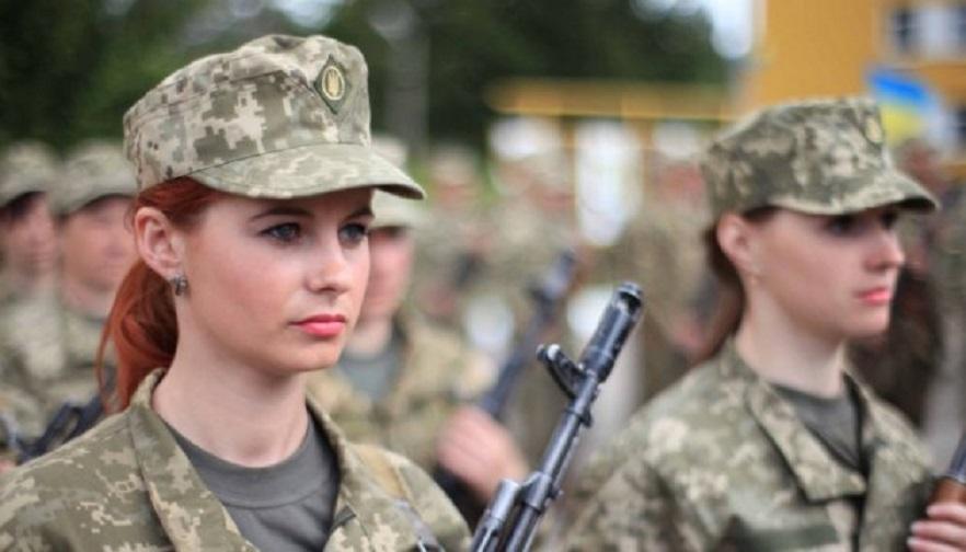 Женщины будут служить наравне с мужчинами: Рада меняет закон о воинской обязанности