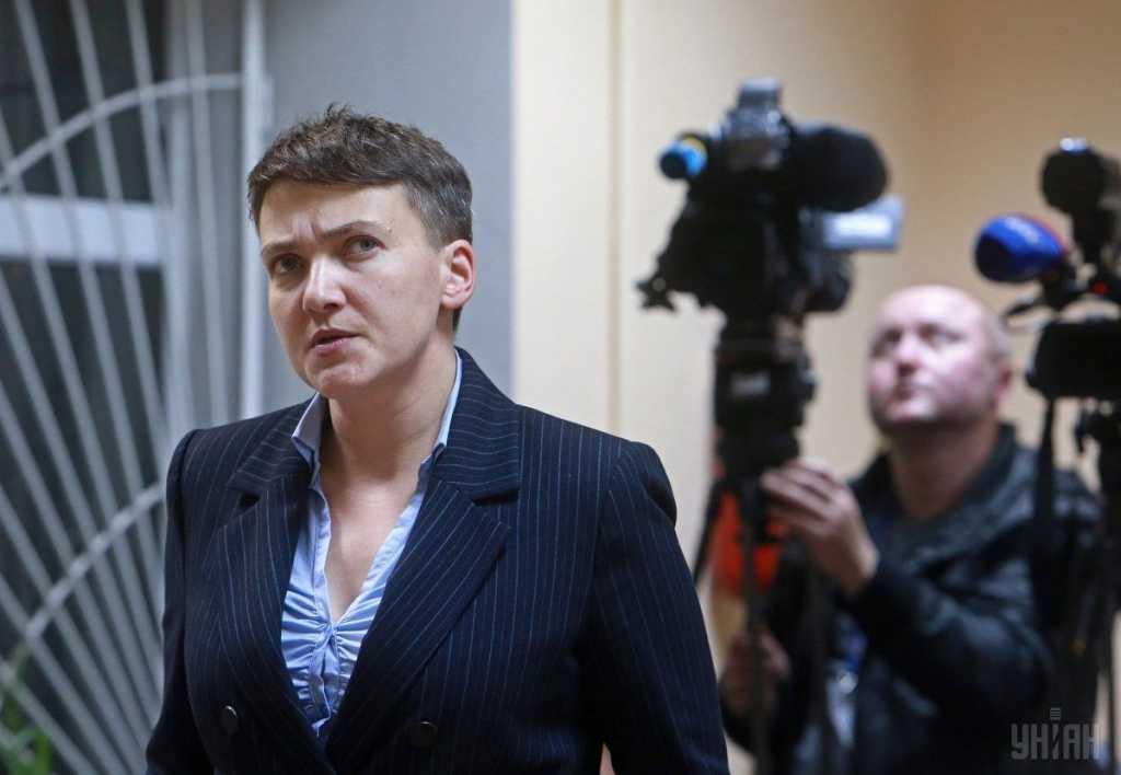 «Она, как всегда — несокрушимая»: Стало известно, что Савченко снова возили на экспертизу