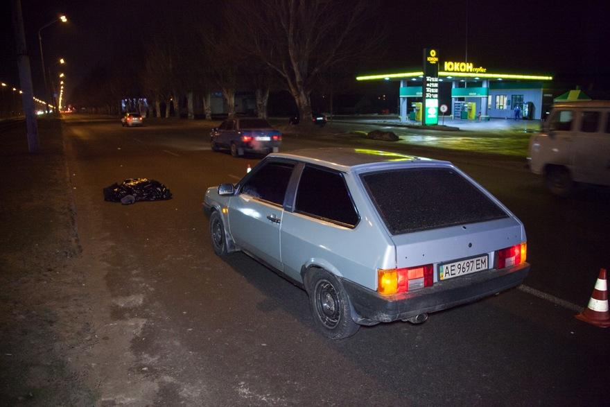 Пьяный прокурор на Львовщине сбил насмерть 60-ти летнего мужчину