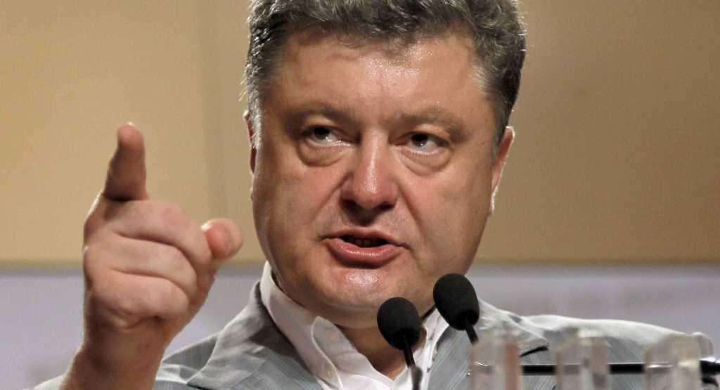 «Этого никогда не будет. Я не дам. И тот, кто будет …»: Петр Порошенко жестко высказался о «парадах суверенитетов»