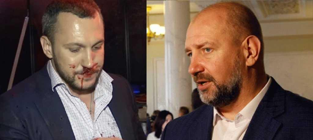 Депутату, устроившему мордобой в эфире украинского телеканала, грозит тюремный срок