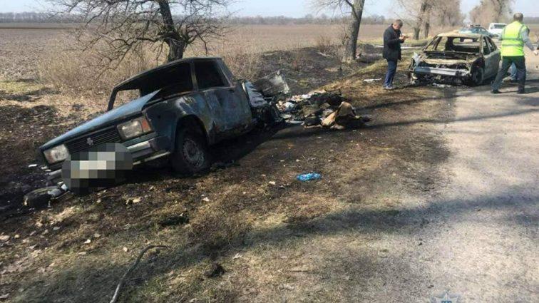 Перевозили деньги для выплаты пенсий: Неизвестные напали на авто «Укрпочты»