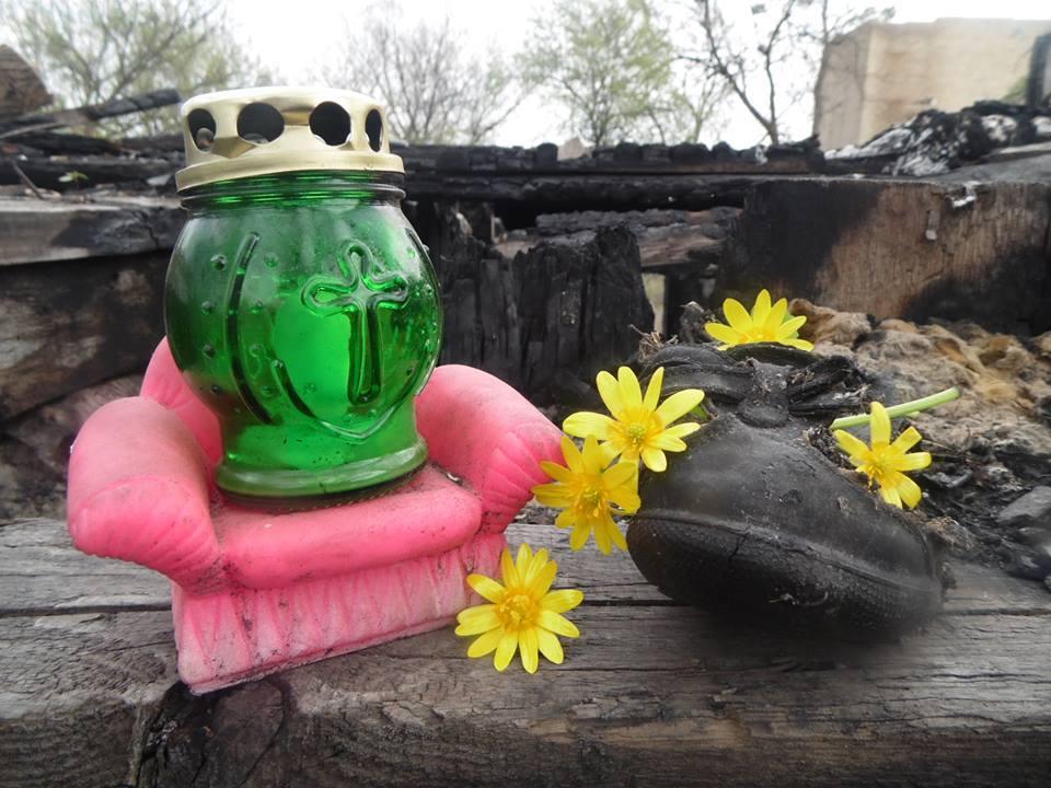 «Показала пожарище, где дети сгорели заживо»: Ромы рассказали об уничтожении их домов