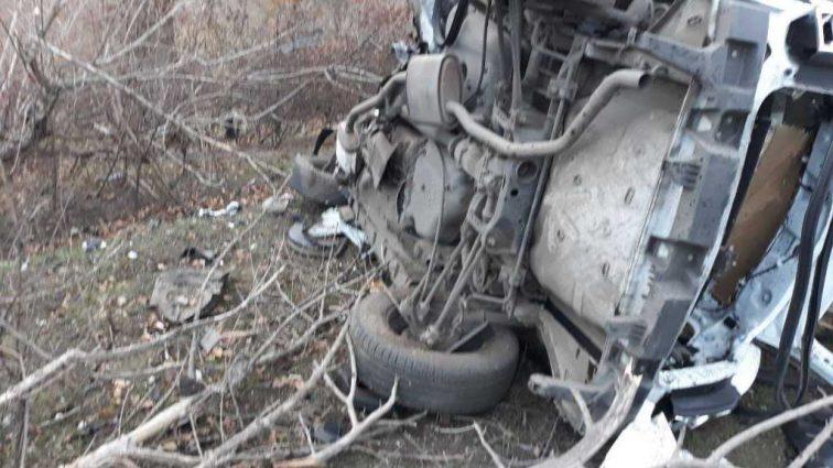 «На месте трагедии обнаружили четыре обугленных тела …»: В ДТП погибла целая семья