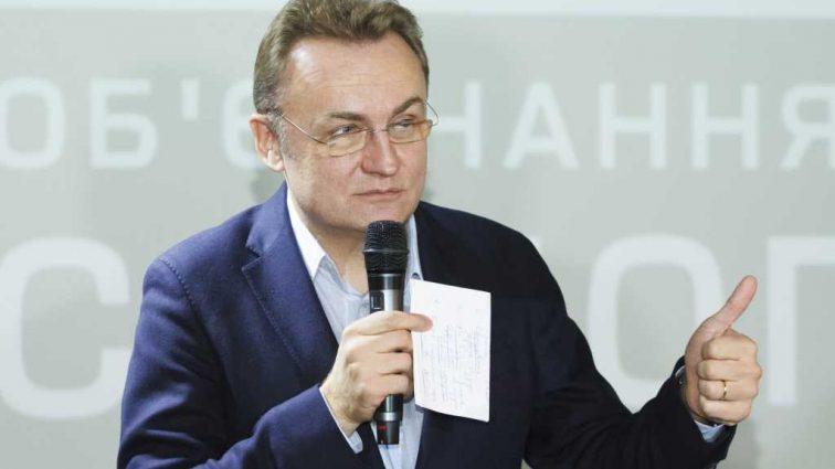Садовый положил еще 40 миллионов гривен из городского бюджета на депозит